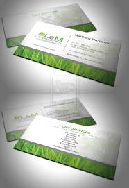 card landscaping business card template landscaping business card template