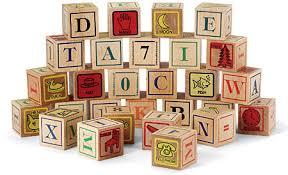 Image result for wooden blocks for kids