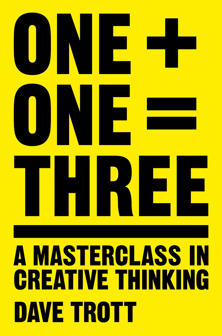 One +one = Three