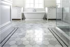 cool traditional bathroom floor tile