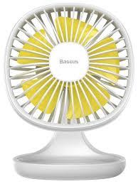 Настольный <b>вентилятор Baseus Pudding-Shaped</b> Fan купить ...