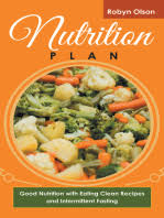 robyn olson nutrition plan good with eating clean recipes and intermittent fasting
