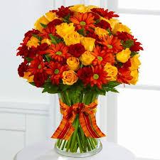 The Golden <b>Autumn Bouquet</b> arranged by a florist in Hicksville, NY ...