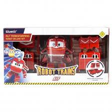 <b>Robot Trains</b> Трансформер <b>Альф делюкс</b> - Kid-toy.ru детские ...