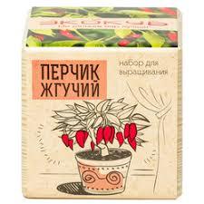 «<b>Растение Экокуб Перчик ECB-01-12</b>» — Детские товары ...