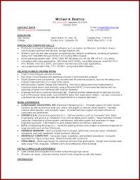 curriculum vitae example internship resume builder curriculum vitae example internship resume and curriculum vitae samples internship and cv template part time jobs