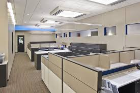 accounting department award winning office design