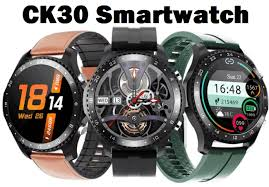 <b>CK30 Smartwatch</b> With Thermometer and Bluetooth Calling ...