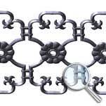 <b>Декоративные элементы</b> для оград - ритуальные услуги и ...