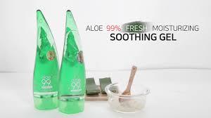 <b>Aloe 99</b>% <b>Soothing</b> Gel (Fresh Moisturizing) | <b>Holika Holika</b> ID ...