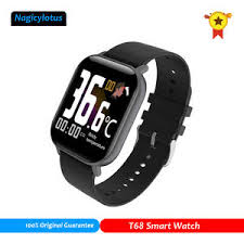 Buy <b>smartwatch t68</b> online, with free global delivery on AliExpress ...