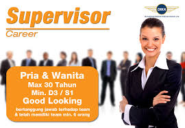 dika recruitment job detail s supervisor