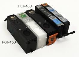 Чем отличаются <b>картриджи</b> PGI-480, PGI-470, PGI-450, <b>CLI</b>-<b>481</b> ...