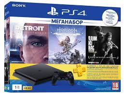 Консоли Sony PlayStation - Агрономоff
