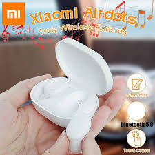 <b>Original Xiaomi Airdots</b> TWS <b>Bluetooth</b> 5.0 Earphone Touch Control ...