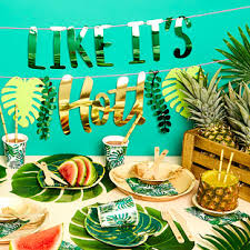 Buy <b>Summer Party Supplies</b> Online | <b>Party</b> Delights