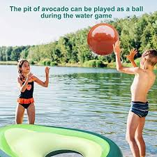 165×140×40CM, Green Giant <b>Inflatable Floating Row</b> Raft <b>Pool</b> ...