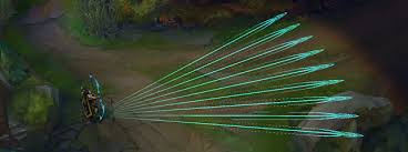 Image result for ashe w ability