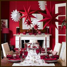 Christmas Dining Room Christmas Party Table Decorations Are Some Great Christmas Decor