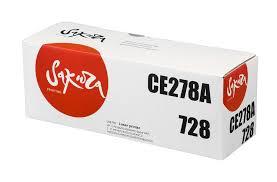 <b>Картридж</b> CE278A для HP LaserJet M1536dnf, <b>Canon</b> MF4410 ...