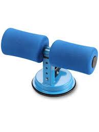 <b>Тренажер</b> для отжима и пресса <b>INDIGO SIT UP</b> BAR вакуумный ...