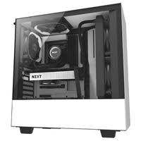 <b>Компьютерный корпус NZXT H500</b> White/black — Корпуса ...