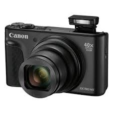 Цифровой <b>фотоаппарат Canon PowerShot SX740</b> HS Black ...