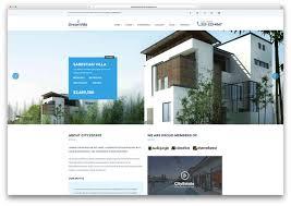top html real estate website templates colorlib dreamvilla minimal real estate html template