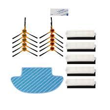 <b>Brush</b> *10 + <b>Filter</b> *5 + <b>Sponge filters</b> *5 + <b>Mop cloth</b> *1 + <b>Magic</b> ...