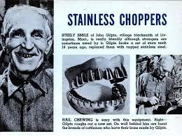 Stainless steel dentures! | dental technician meme | Pinterest ... via Relatably.com