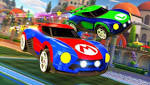 Rocket League Fan Rewards Now Available on Nintendo Switch
