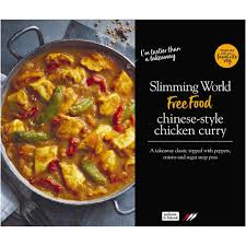 Slimming World <b>Chinese</b>-<b>Style</b> Chicken Curry 500g | Frozen ...