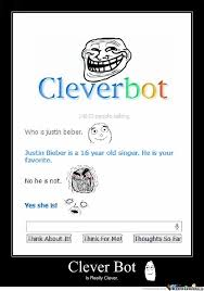 Clever Bot Memes. Best Collection of Funny Clever Bot Pictures via Relatably.com