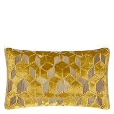 <b>Декоративная подушка</b> Fitzrovia Ochre | Designers Guild