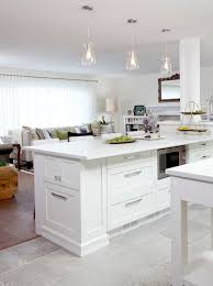 kitchen floor tiles small space: kitchen island like the change of flooring materials from kitchen to tv room doesnt ruin quotopen floor planquot like everyone says