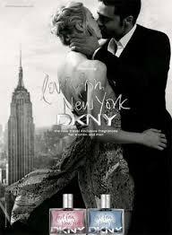 <b>DKNY Love from</b> New York