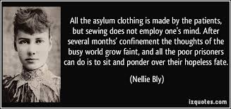 Nellie Bly's quotes, famous and not much - QuotationOf . COM via Relatably.com