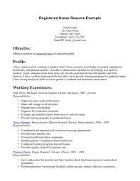 emergency nurse resume cover letter cipanewsletter nursing resume 1 year experience sample biodata format