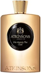 <b>Atkinsons His Majesty The</b> Oud EdP 100ml in duty-free at airport ...