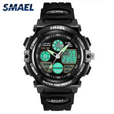<b>Digital Watches Kids</b> Dive 50M Water Resistant Wrist Watch ...