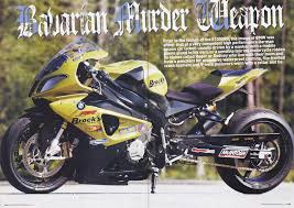 Streetfighters Magazine UK: <b>Bavarian Murder Weapon</b> - Brocks ...
