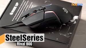 <b>SteelSeries</b> Rival 600 — обзор игровой <b>мыши</b> - YouTube