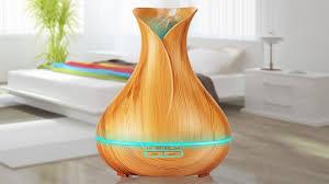 <b>KBAYBO</b> Air Humidifier Essential <b>Oil</b> Diffuser, <b>Aroma</b> Lamp ...