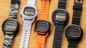 Timex Command 47 <b>Digital Sports Watches</b> Hands-On | aBlogtoWatch