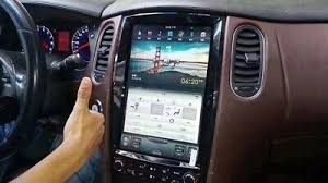 <b>Ouchuangbo car</b> radio <b>gps</b> for 2004 infinity QX56 android 8.1 OS ...