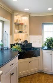 open kitchen design farmhouse: soapstone farmhouse apron front sink kitchen renovation pa