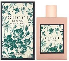Gucci Bloom Acqua di Fiori Eau de Toilette Spray, 3.3 ... - Amazon.com