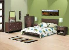 chic contemporary look bedroom modular furniture