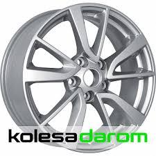 Купить колесный диск <b>КиК Серия Реплика</b> КС699 (ZV 17_ Octavia ...