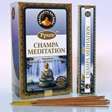 Купить <b>благовония медитация ppure</b> / meditation ppure в ...